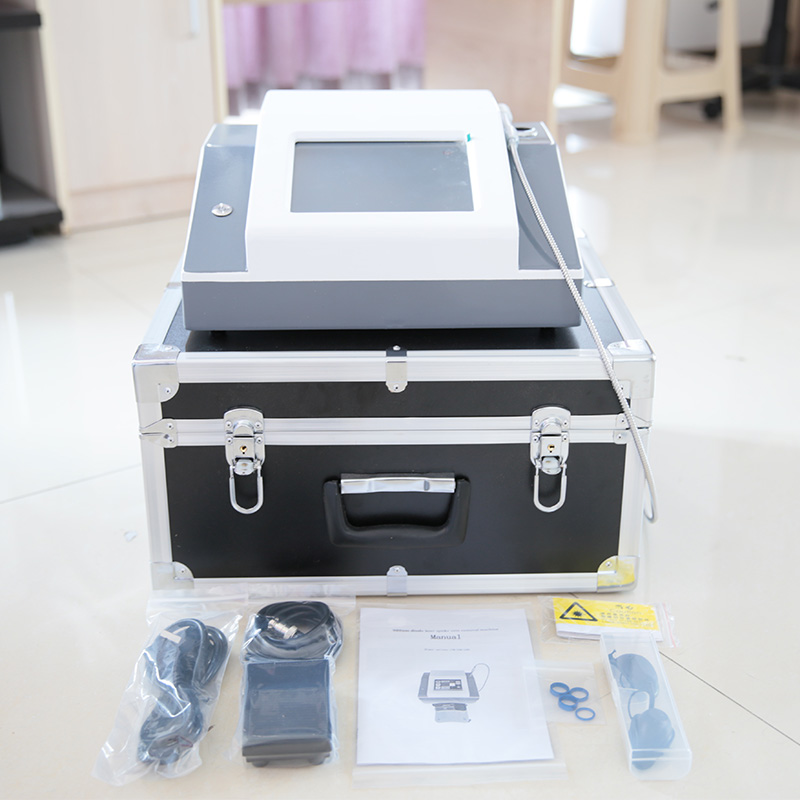 New arrival Portable 980nm spider vein removal machine