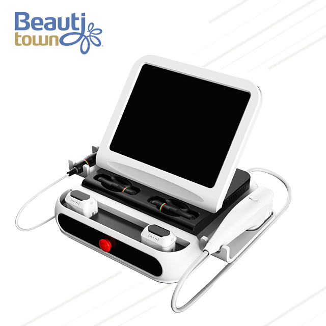 Hifu Facial Stretch Marks Skin Rejuvenation Newest 4D Beauty Machine