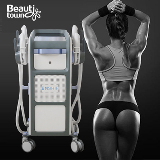 New generation body caring machine hiemt pelvic floor