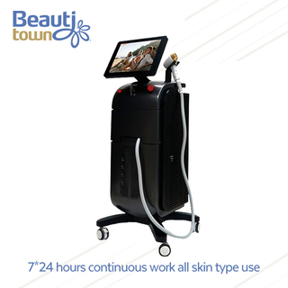 professional hair removal laser equipment suitable for all body area
