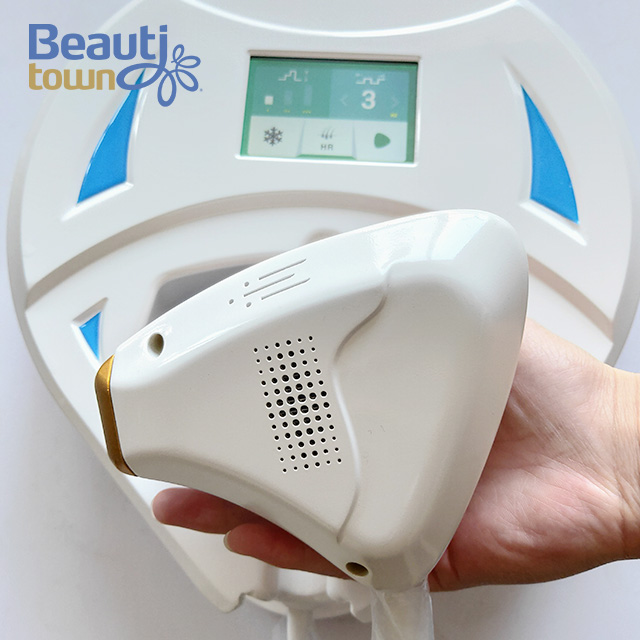 Laser Hair Removal Device Cost with High Power And Big Spot