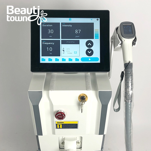 hair removal machine laser high power high treatment speed device