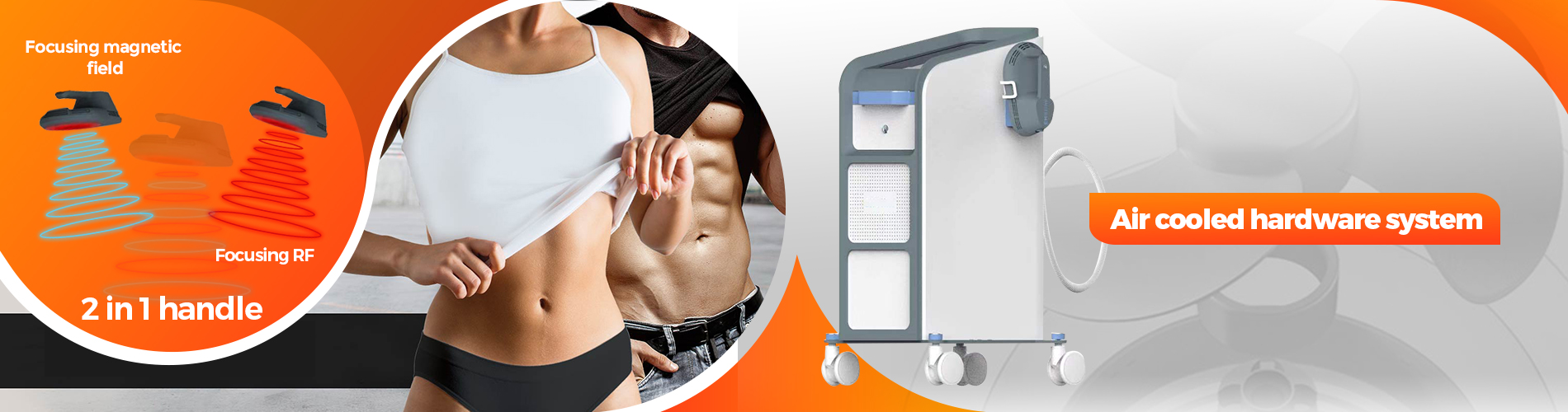 hiemt emsculpt neo muscle building machine