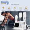 hiemt muscle machine bottock lifting cellulite reduction machine