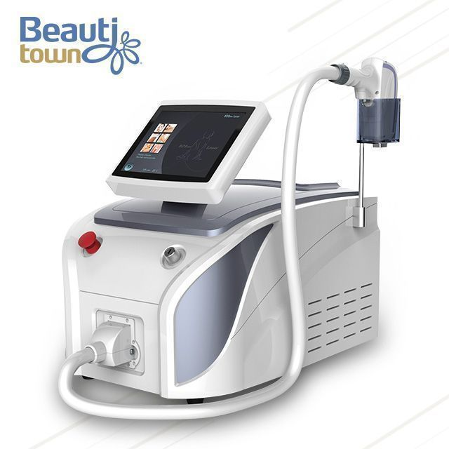 3 Wavelength 1064 755 808 Diode Laser Hair Removal Machine