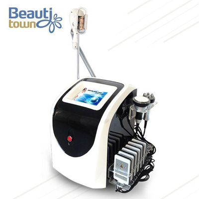 Slim Freeze Fat Reduction Vacuum Rf Lipolaser Fat Removal Machine BMS01