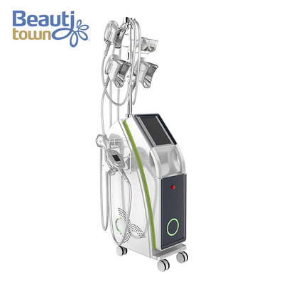 360 Degree Cryolipolysis Machine With Multiple Handles