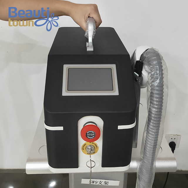 Tattoo Removal Machine Q Switch Nd Yag Laser for Pigmentation