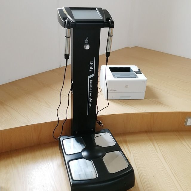 New Design Inbody Weight Scale Detects 26 Physical Indicators