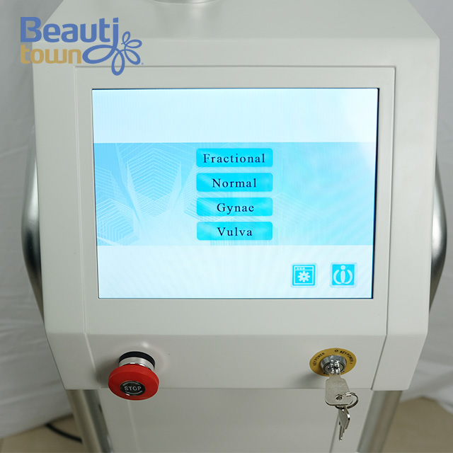 2019 Newest Fractional Co2 Laser Machine for Vagina Tighting Pigment Removal Face Lifting